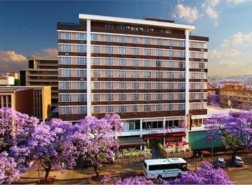 Arcadia Hotel in Pretoria