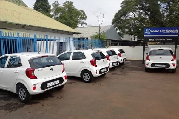 Car Rentals in Pretoria