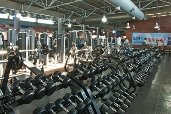 Fitness and Gyms in Pretoria