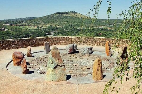 Freedom Park in Pretoria