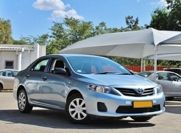 Value Car Hire Pretoria