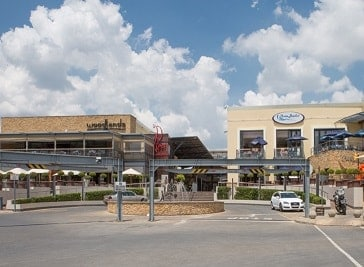 Woodlands Boulevard in Pretoria